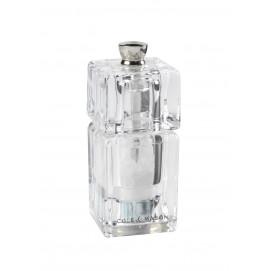 Moulin à sel Mini Cube 90 mm