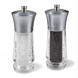 Coffret moulins sel et poivre Exford 165 mm