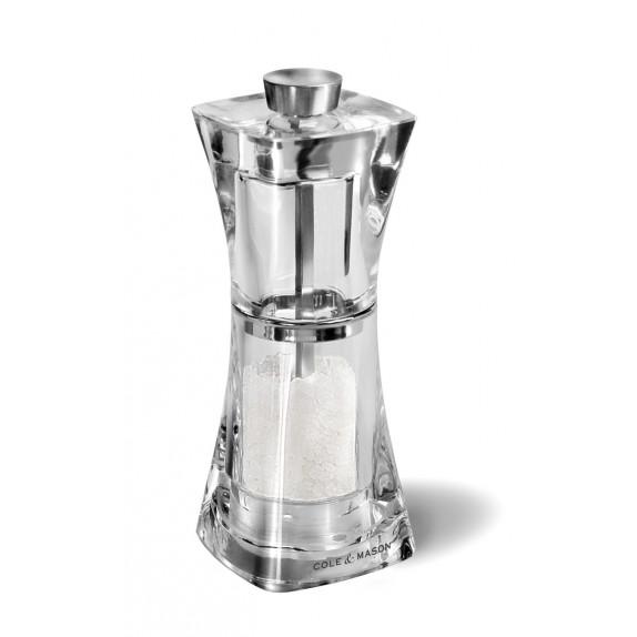 Moulin à sel Crystal 125 mm