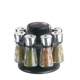 Carrousel à épices 8 pots